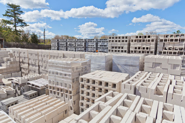 Atlantic Masonry Supply has plenty of block for your commercial or residential project