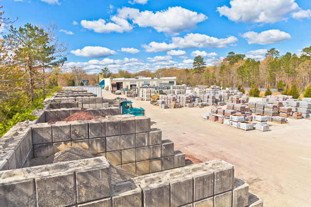 Atlantic Masonry Supply Aggregate