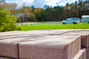 Atlantic Masonry has a huge selection of pavers!