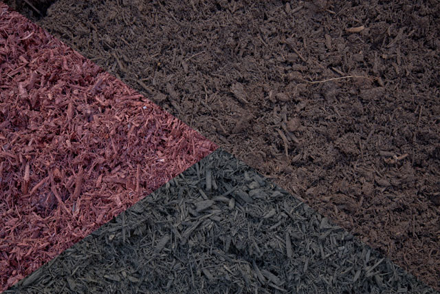 Atlantic Masonry Supply Mulch