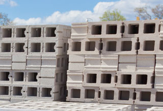 Atlantic Masonry Supply has a wide selection of block to choose from